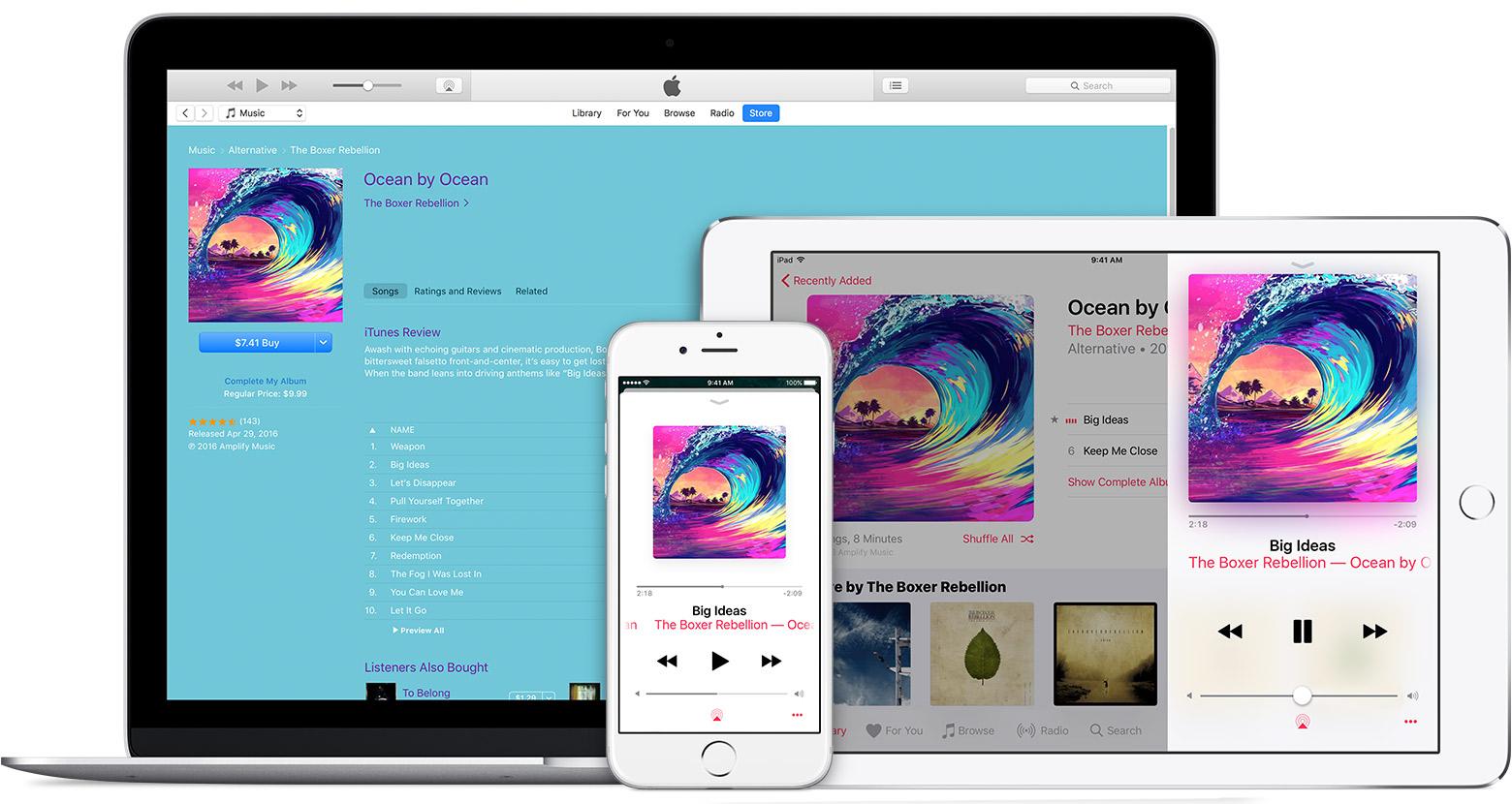 5 ventajas de elegir Apple Music: experiencia de 1 año suscrito