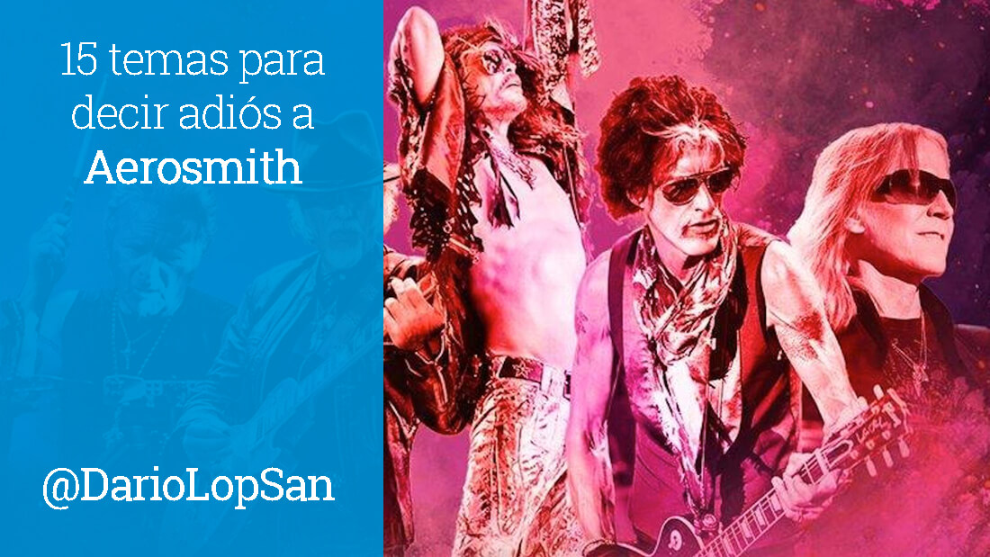 Aerosmith portada
